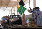 اعزام نمادین تیپ زرهی 38 ذوالفقار سپاه به جبههها از دریچه دوربین