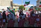 برگزاری آیین سالتحصیلی جدید در استان کردستان به روایت تصویر