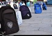 توزیع 2000 بسته لوازم التحریر توسط نیروی دریایی سپاه به محرومان