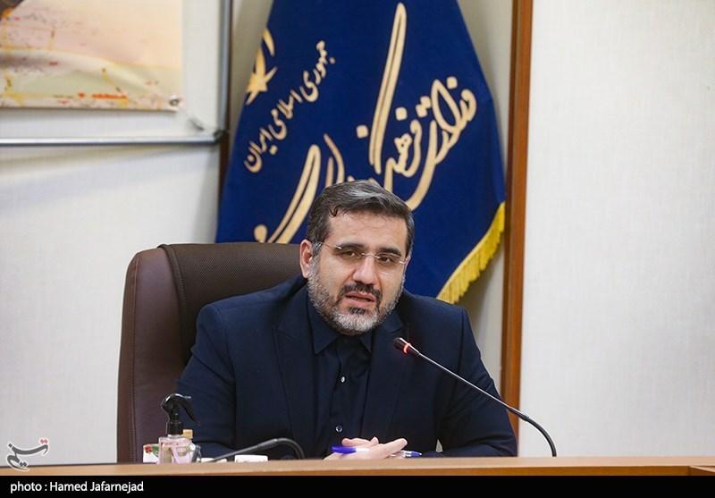 سخنرانی محمدمهدی اسماعیلی وزیر فرهنگ و ارشاد اسلامی