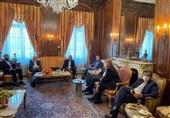 دیدار وزیر خارجه با رئیس و اعضاء دفتر حفاظت منافع ایران در واشنگتن