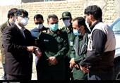 سفر رئیس سازمان بسیج سازندگی به استان مرکزی از دریچه دوربین تسنیم