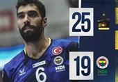 دیدار دوستانه والیبال| یاران موسوی مغلوب تیم عبادیپور شدند/ کولاکوویچ جدال صربها را باخت