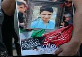 """ارتش به خانواده شهید """"علی لندی"""" نشان فداکاری داد"""