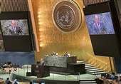 لاوروف: اقدامات مخرب آمریکا باعث شکاف جامعه جهانی میشود
