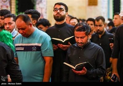 حرم مطهر امام حسین (ع) در آستانه اربعین حسینی