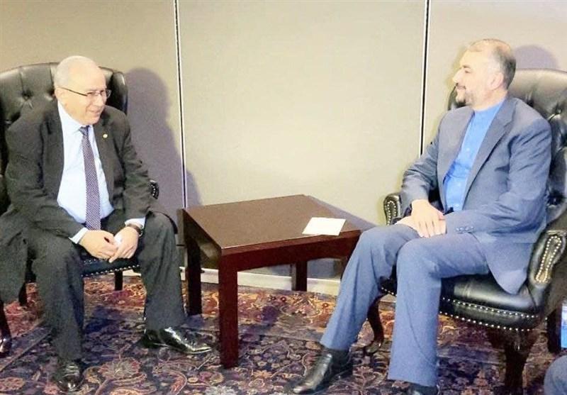Iran Hails Alegria's Stances against Israel