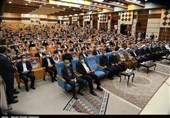 آیین معارفه استاندار جدید بوشهر با حضور وزیر کشور به روایت تصویر