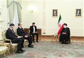 آیة الله رئیسی: القطاع الخاص الإیرانی مستعد لنقل الخبرات إلى بیلاروسیا