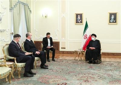 آیتالله رئیسی: بخش خصوصی ایران آماده انتقال تجربیات به بلاروس هستند