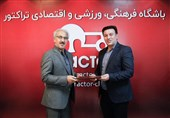 محمودی مدیر تیم فوتبال تراکتور شد