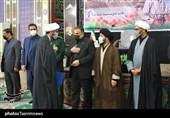 آئین تکریم و تجلیل از روحانیون جهادگر عرصه سلامت شهرستان اندیمشک برگزار شد + تصاویر