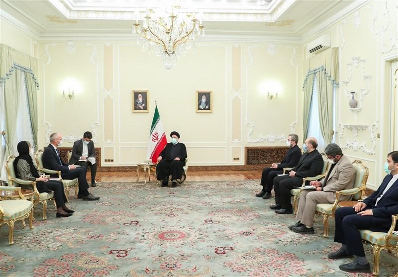 Sanctions Won't Block Iran's Trade: President
