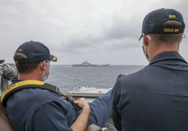 بررسی احتمال تقابل نظامی آمریکا و چین در دریای چین جنوبی