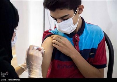 52 درصد از ساکنان استان فارس در مقابل کرونا کامل واکسینه شدند