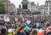 برگزاری اعتراضات ضد قواعد کرونایی در ایتالیا، فرانسه و هلند