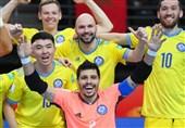 جام جهانی فوتسال| آشنایی با قزاقستان؛ رقیب ایران در یک چهارم نهایی/ تاریخسازی دیگر با شکست برزیلی دیگر؟