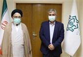 دیدار دادستان تهران با وزیر اطلاعات/ برنامه ریزی برای توسعه تعاملات