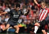 لیگ برتر انگلیس| پیروزی ولورهمپتون در خانه ساوتهمپتون
