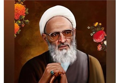 سردار غیبپرور: علامه حسنزاده آملی مدافع انقلاب بود / امروز همه ایران و جهان اسلام عزادارند