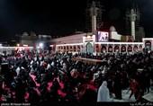 عزاداری شب اربعین حسینی در امام زاده صالح (ع)