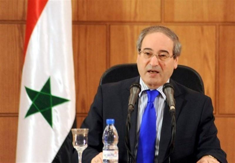 وزیر خارجه سوریه: اعراب باید رفتار خوب ایران را جبران کنند/ در کمک به برادران لبنانی از هیچ طرفی نمیترسیم