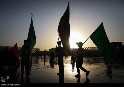 شور حسینی در اربعین سید و سالار شهیدان استان بوشهر را فراگرفت