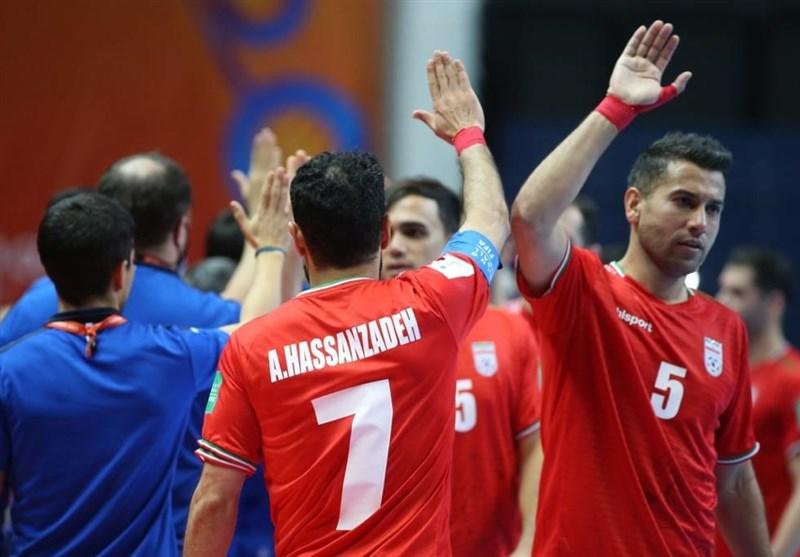خوراکچی: بازیکنان تیم ملی فوتسال میتوانند دروازه هر تیمی را باز کنند، حتی قزاقستان/ نباید هیگیتا را گرم کنیم