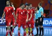 زمان بازگشت تیم ملی فوتسال به ایران مشخص شد