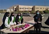 یادواره شهدای مدافعان سلامت در خمینیشهر اصفهان به روایت تصویر