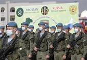 مانورهای ضدتروریستی مشترک روسیه و پاکستان