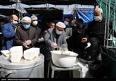 پخت و توزیع 10 هزار پرس غذا گرم