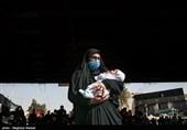 پیاده روی جاماندگان اربعین حسینی(ع) در تهران - 3