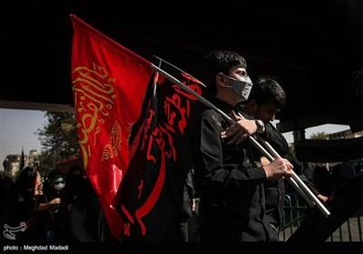 Arbaeen March Held in Tehran