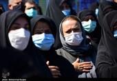آیین پیادهروی جاماندگان اربعین حسینی در سمنان برگزار شد