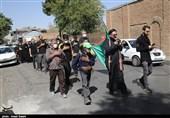 اربعین حسینی در قزوین به روایت تصویر