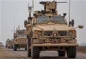 آمریکا 50 خودرو حامل تجهیزات نظامی را از عراق وارد خاک سوریه کرد