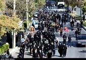 روایت تصویری تسنیم از راهپیمایی جاماندگان اربعین حسینی در اصفهان
