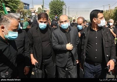 مسیرة الأربعین فی طهران