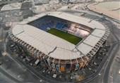 داستان ساخت استادیوم راس ابو عبود/ کانتینرهایی که به میهمانی آمدهاند! + تصاویر