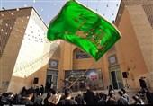 پیادهروی عاشقان و دلدادگان حسینی تا گلزار شهدای گمنام پرند برگزار شد + تصاویر