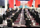 """اجتماع """"زینبیون"""" همزمان با اربعین حسینی در دزفول برگزار شد"""