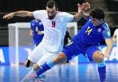 جام جهانی فوتسال| پایان کار ایران با شکست تلخ مقابل قزاقستان/ پیروزی مفت از دست رفت + برنامه مرحله نیمه نهایی
