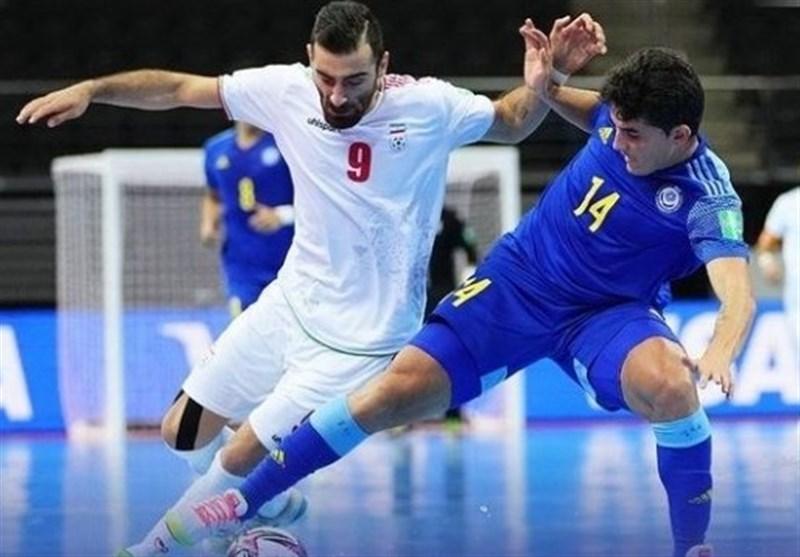 جام جهانی فوتسال  پایان کار ایران با شکست تلخ مقابل قزاقستان/ پیروزی مفت از دست رفت + برنامه مرحله نیمه نهایی