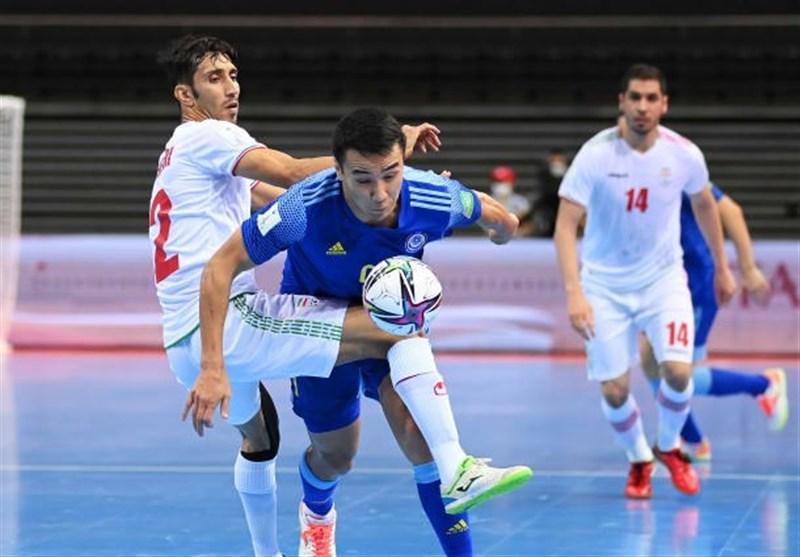 جام جهانی فوتسال| اشاره AFC و فیفا به ناکامی تیم ملی ایران برای سومین صعود به نیمه نهایی + عکس