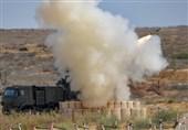 انهدام یک فروند پهپاد عناصر تروریستی در ادلب