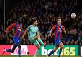 لیگ برتر انگلیس| کریستال پالاس در خانه مقابل برایتون متوقف شد