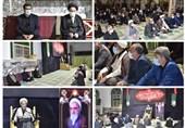 مراسم بزرگداشت ارتحال آیت الله حسن زاده آملی در بیرجند برگزار شد
