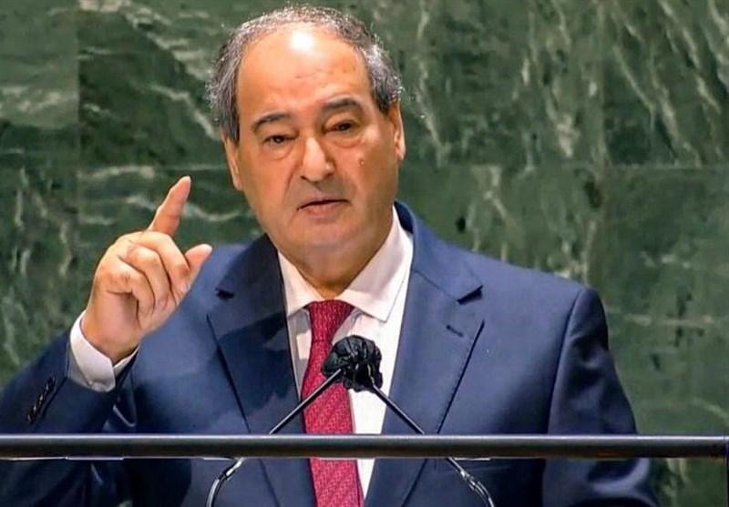 حمایت دمشق از ایران و هشدار به اشغالگران برای تداوم حضور در خاک سوریه