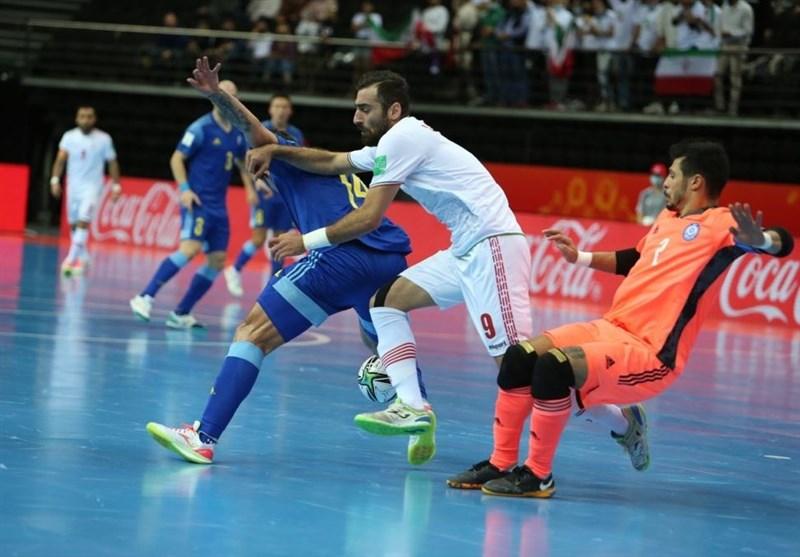 جام جهانی فوتسال| اظهار نظر 2 بازیکن قزاقستان پس از شکست ایران